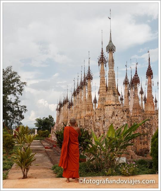 Kakku en Myanmar