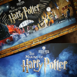 Tickets for the Harry Potter Experience