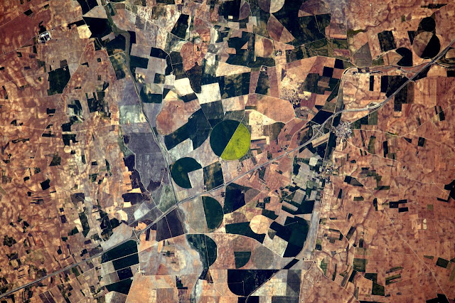 Thomas Pesquet Csodálatos albumot fotózott össze Földünkről egy francia űrhajós