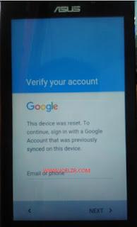 fix frp akun google asus tested