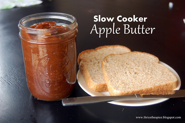 ... apple butter if you re not familiar with apple butter it is a