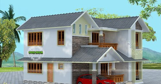 184 square meter 4bhk home kerala home design and floor for Ground floor vs first floor