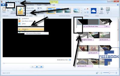 cara membuat gambar berubah menjadi video dengan program windows gratis