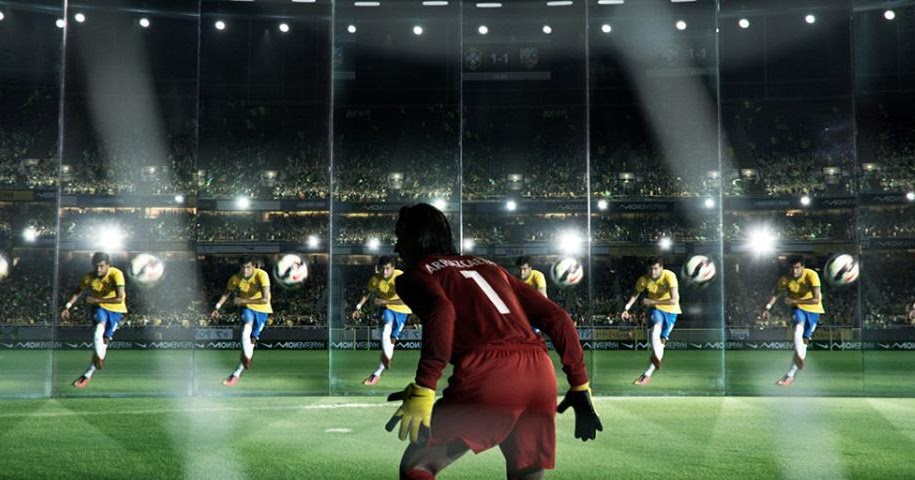 Nike Release Neymar Mirrors Advert  Footy Headlines
