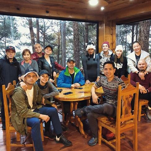 Angel Locsin And Her Whole Squad's Quick Vacation In Sagada