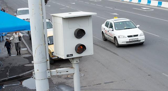 Armenia introducirá sistema de puntos para conductores