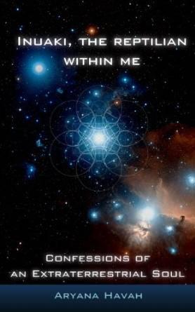 Inuaki: El Reptiliano dentro de mí. Libro de Aryana Hayah