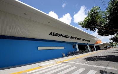 Governo Federal autoriza privatização dos aeroportos de João Pessoa e Campina Grande