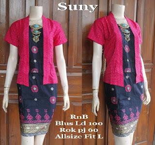 Kebaya Batik Suny KBW 339