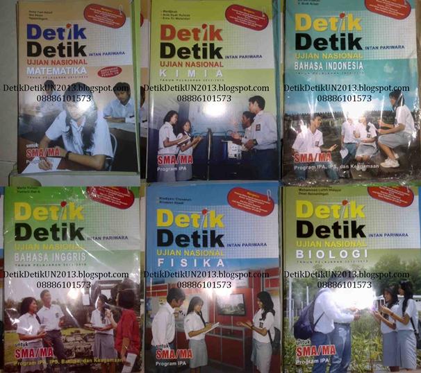 Detik Detik UN 2016-2017 | SD, SMP, SMA Intan Pariwara