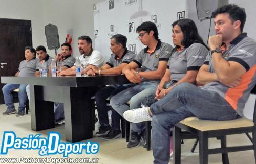 Santiago Rugby presentó su nuevo Staff