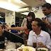 [foto] Berkalung Salib?   Presiden Joko Widodo,  Islam apa kafir?