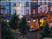 Hotelfotografie Aussenansicht hotel von oben fotografieren augusta hotel mannheim