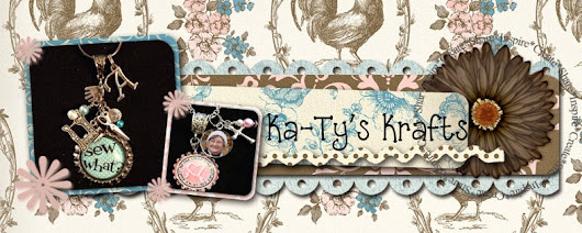 Welcome to Ka-Ty's Krafts - hand made key chains, necklaces and more.