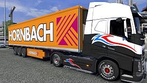 Hornbach trailer