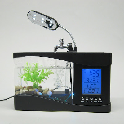 Creative Aquariums and Modern Fish Tanks Designs (15) 5