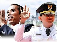 Surat Pengunduran Diri Ahok ke Presiden Jokowi Ini Bacanya Bikin Sedih! Share!