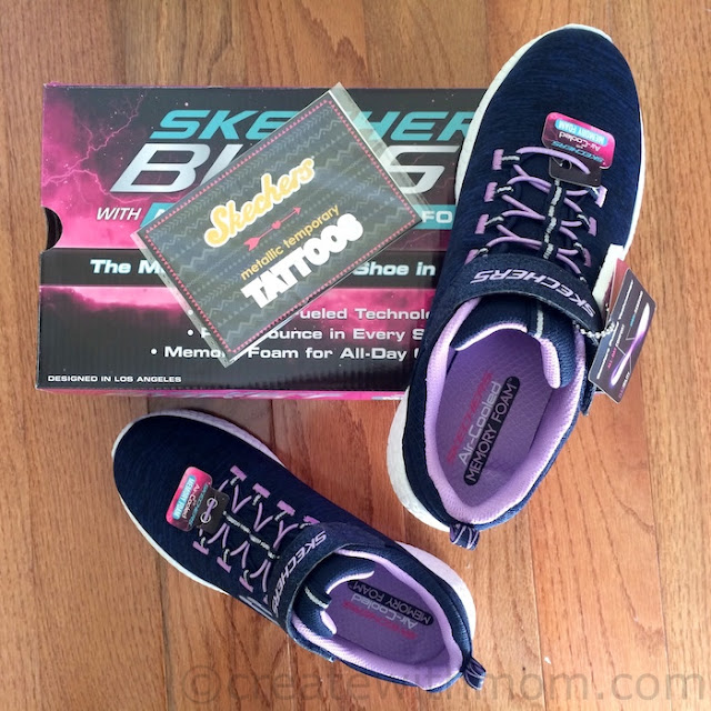 Skechers Burst Equinox shoes
