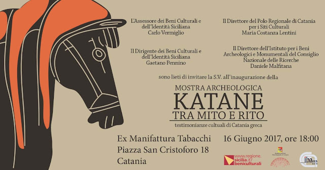 'Katane: Between Myth and Ritual' at the ex Manifattura Tabacchi, Piazza San Cristoforo, Catania