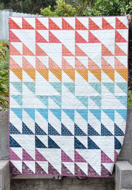 Blithe Quilt - Free Pattern