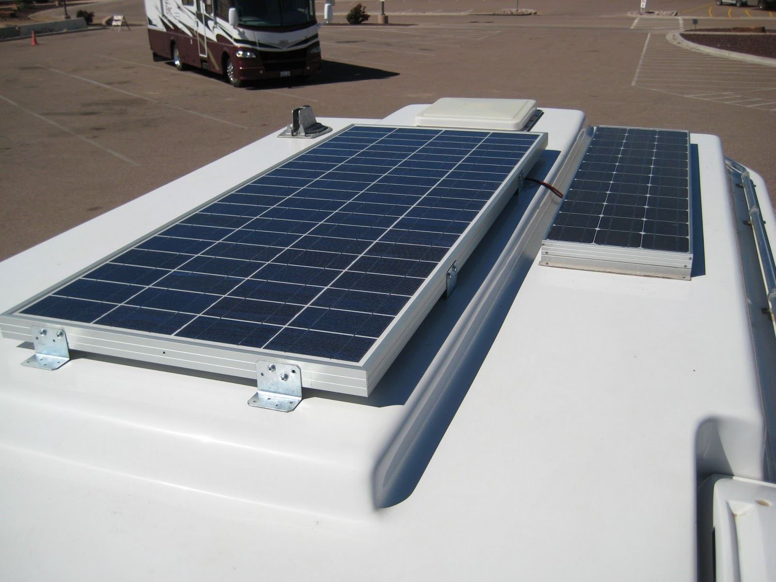Green Power Easy To Diy Solar Panel Stand