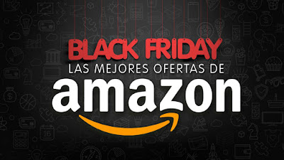 Ahorra en tus compras de Amazon Black Friday 2018