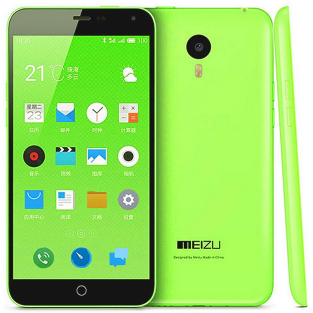 Meizu Terbaru 2016 Yakni Meizu M1 Note 16 GB