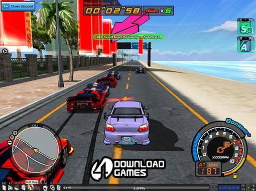 لعبة سيارات السباق الدرفت والتفحيط Drift City اون لاين