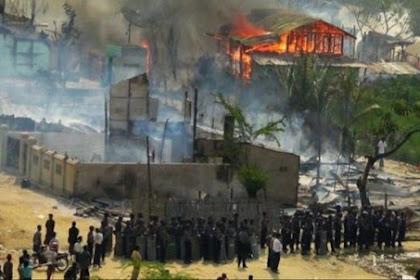 Myanmar Tolak Penyelidikan Kekerasan terhadap Minoritas Muslim Rohingya