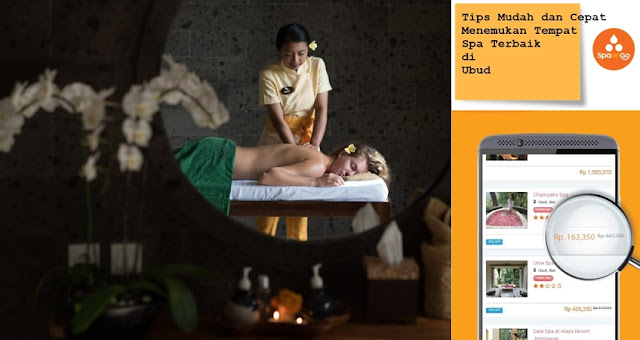 Best Spa Ubud di SpaonGo