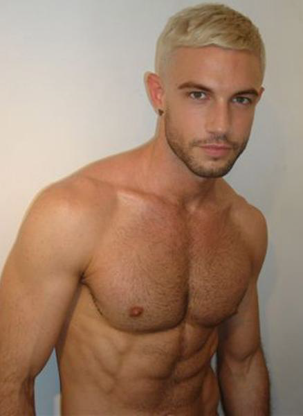 Blond Hairy Guys 50