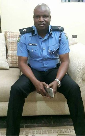 Abba Kyari becomes  youngest assistant commissioner of police in Nigeria