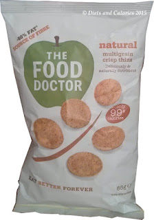 The FOOD Doctor Natural Multigrain Crisp Thins