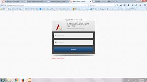 Sistem Informasi Absensi Perkuliahan Online Menggunakan PHP Boostrap