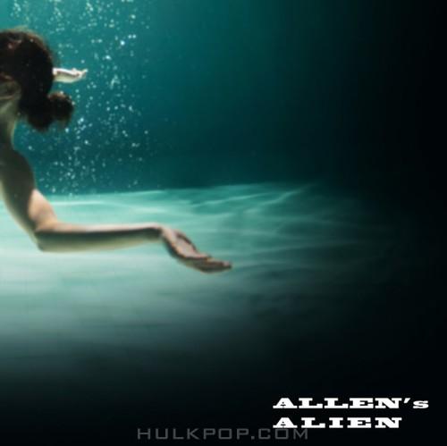 The Allen – Allen's Alien – EP