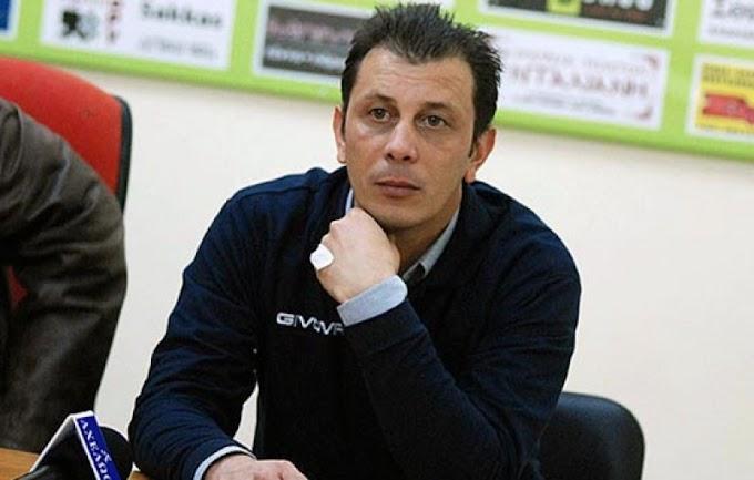 Νέος προπονητής στον ΑΟ Αγρινίου ο Γιάννης Διαμαντάκος
