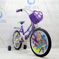 18 lazaro sepeda anak perempuan ctb
