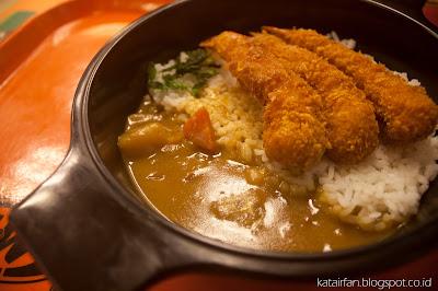Suka Nasi Kari Jepang?! Ke A&W Indonesia aj!!!