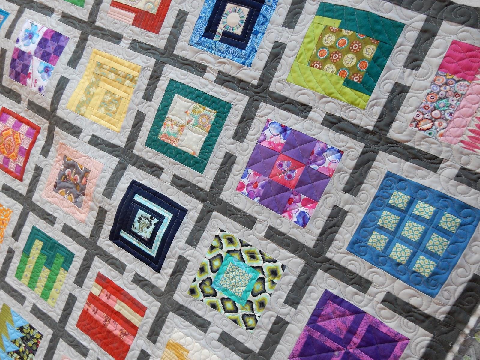 Stitch by Stitch: Julie's