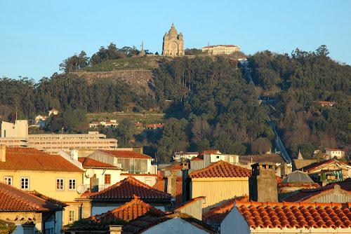 Basílica de Santa Luzia - Viana do Castelo