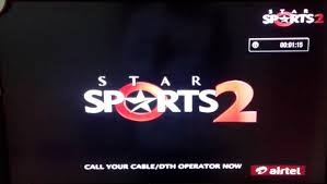 Airtel DTH  Added Star Sports2. Star Sports2 on lcn236.