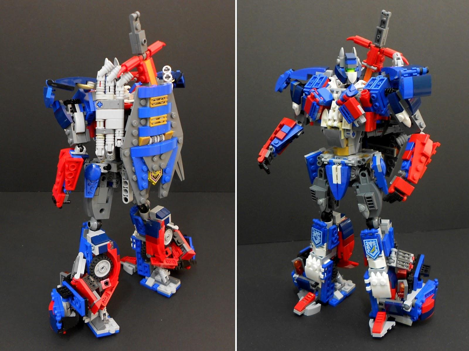 Alanyuppie S Lego Transformers Lego The Last Knight