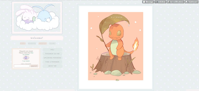 16 Pokemon Tumblrs You Should Be Following If You Love Pokemon! personalities charmander art
