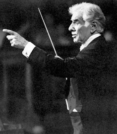 GAY ICON: Leonard Bernstein