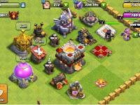 Clash of Clans Mod APK v9.105.9 Full Hack Unlimited Gold/Elixir/Gems