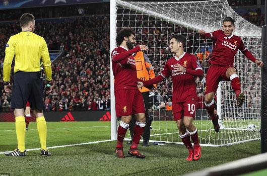 Liverpool 7-0 Spartak Moscow: Lấy vé theo kiểu của Klopp 2