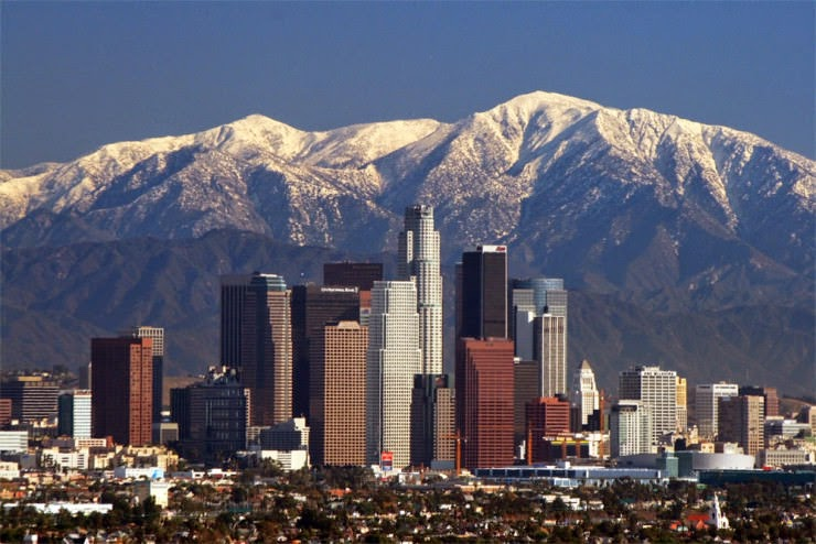 27. Los Angeles, USA - 30 Best and Most Breathtaking Cityscapes
