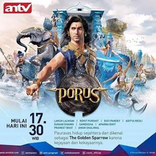 Sinopsis Porus ANTV Episode 1 & 2