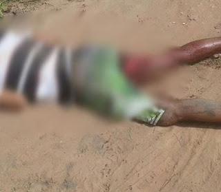Jovem é perseguido e assassinado no meio da rua na Paraíba