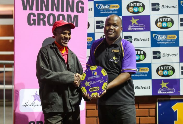 Grooms Initiative winner at Hollywoodbets Greyville
